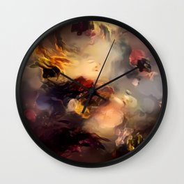 Wrath Wall Clock