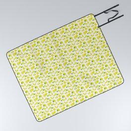 Lemoncello Picnic Blanket