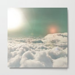 Clouds in Alpha Centauri Metal Print