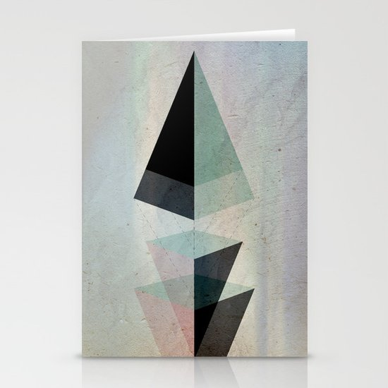 Solids Invasion Stationery Cards