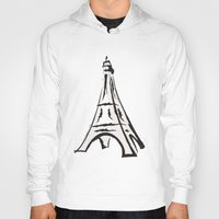 french Hoodies featuring French by jssj