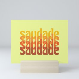 Saudade Mini Art Print