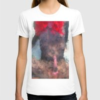 redhead T-shirts featuring Redhead by TARA SCHLAYER