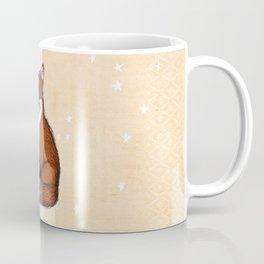 Feeling Foxy Woodland Animal Illustration Coffee Mug