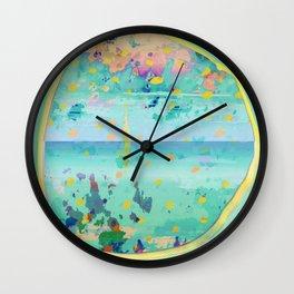 Alissia World B Wall Clock