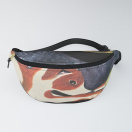 God is a Dog Fanny Pack
