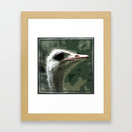 Cleo Framed Art Print