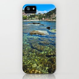 Taormina, Sicily I iPhone Case