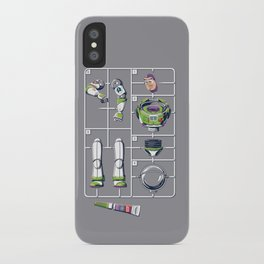 Supermodel iPhone Case