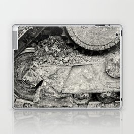 Bulldozer Dirt Fest Laptop & iPad Skin