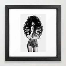 Lion #1 Framed Art Print