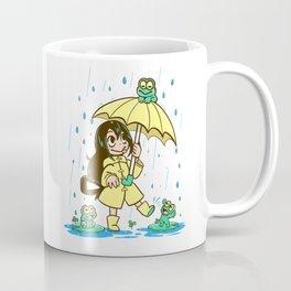 Best Frog Girl Coffee Mug