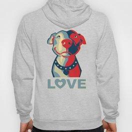 Pitbull - Love Hoody