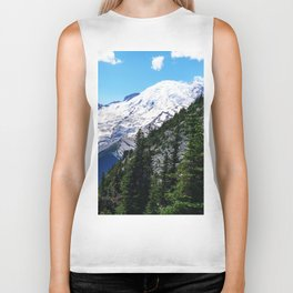 Mount Rainier Biker Tank