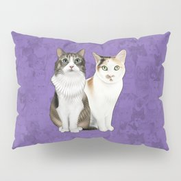 Lupin and Tonks Pillow Sham