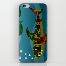 Le Requin iPhone & iPod Skin