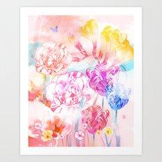 Lucid Dream Art Print
