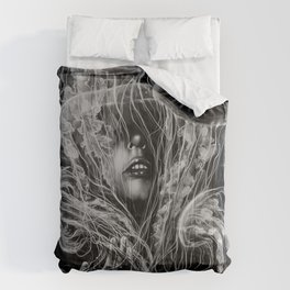 A Beautiful Delusion Comforters