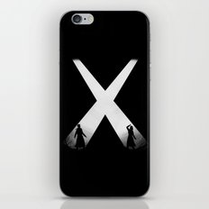 The Encounter iPhone & iPod Skin