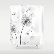 Seeds Shower Curtains