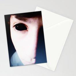 Black Eyes Stationery Cards