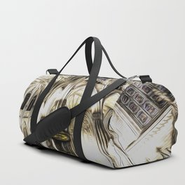 Cathedral Architecture Art Duffle Bag