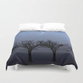 4 Trees Duvet Cover
