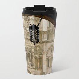 Cathedral Ferrara Italy  Travel Mug