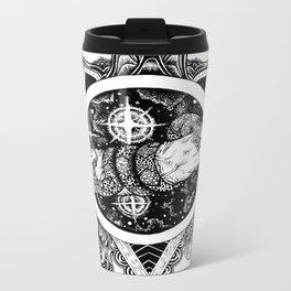 Snakebite Metal Travel Mug