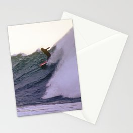 George Greenough Rides Rincon Point Stationery Cards