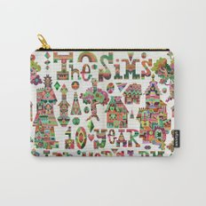 Crystal Hamlet Carry-All Pouch