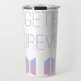 Together Forever BTS Travel Mug