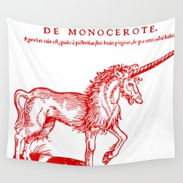 Monocerus Wall Tapestry