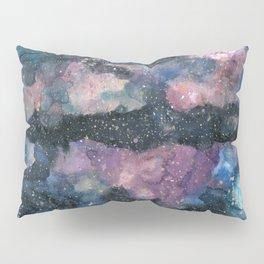 Reflections Galaxy Pillow Sham
