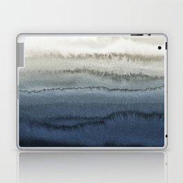 WITHIN THE TIDES - CRUSHING WAVES BLUE Laptop & iPad Skin