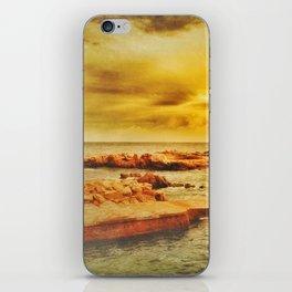 Autumn Sunset iPhone Skin