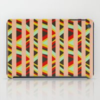 tribal iPad Cases featuring tribal by sylvie demers