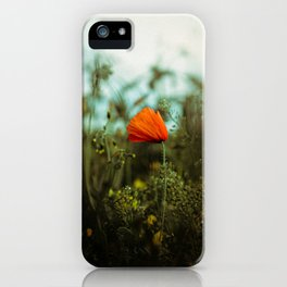 Sunday Late Summer Memories iPhone Case