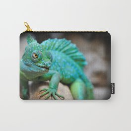 Gecko Reptile Photography Carry-All Pouch