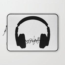 Headphones Laptop Sleeve