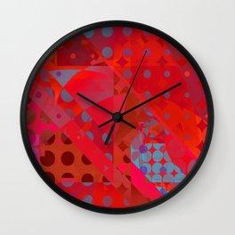 crack it open Wall Clock