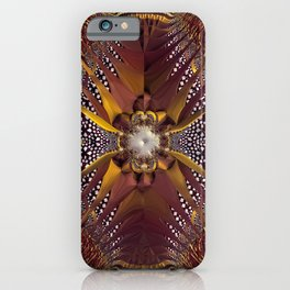 Standing Before Greatness iPhone Case