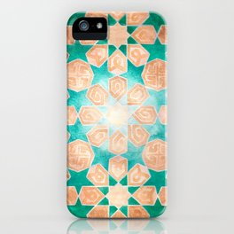 LIGHT WITHIN iPhone Case