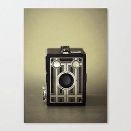 Six 20 Camera Canvas Print