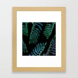 laves in the dark Framed Art Print