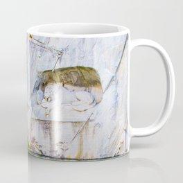 The Fallen Lion Coffee Mug