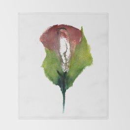 Ceren's Flower Throw Blanket