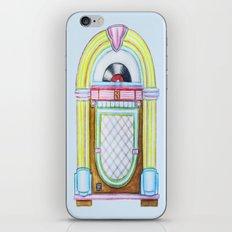 Jukebox iPhone & iPod Skin
