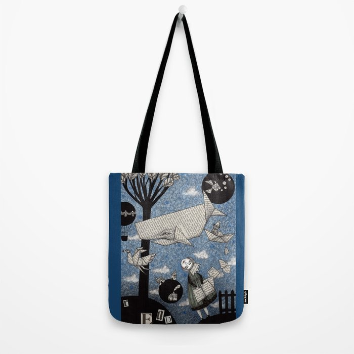 When I read... Tote Bag