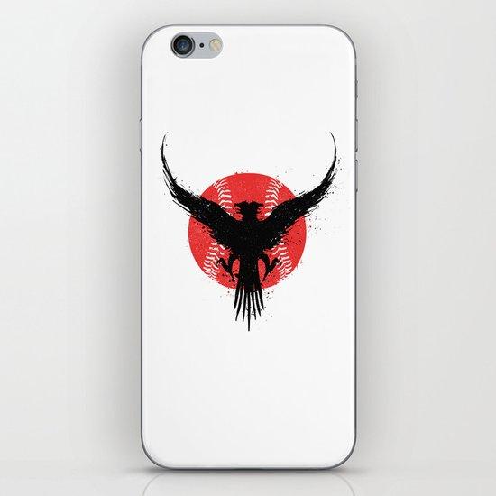 Eagle baseball iPhone & iPod Skin